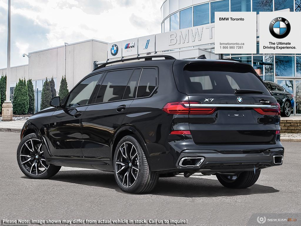 New 2019 BMW X7 xDrive 40i