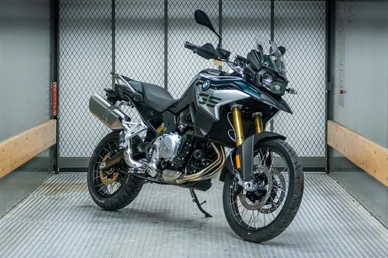 New 2019 BMW Motorcycle F850GS