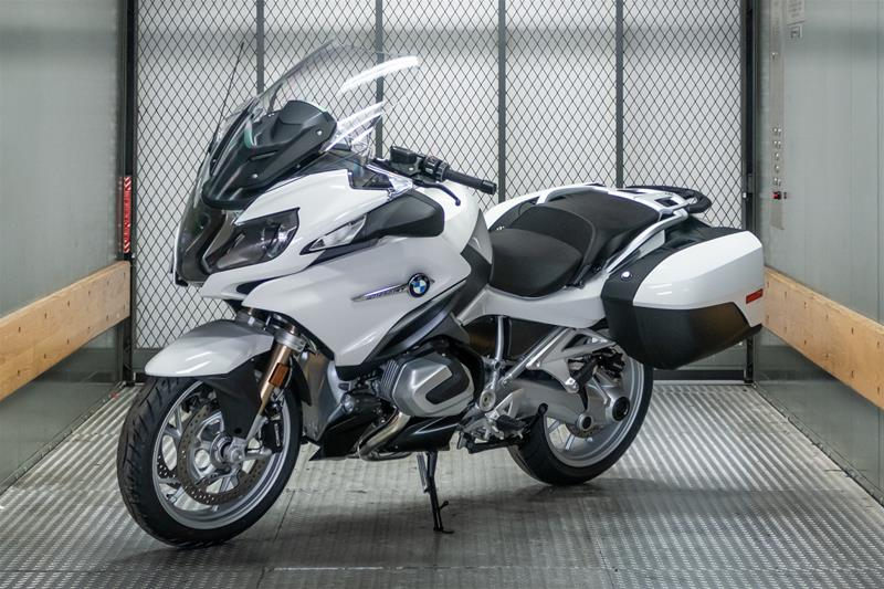 New 2019 BMW Motorcycle R1250RT