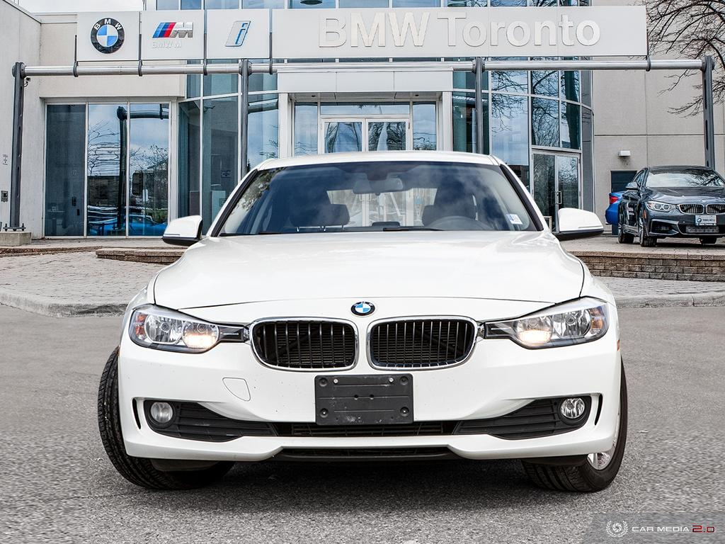 Pre-Owned 2014 BMW 320i xDrive Sedan