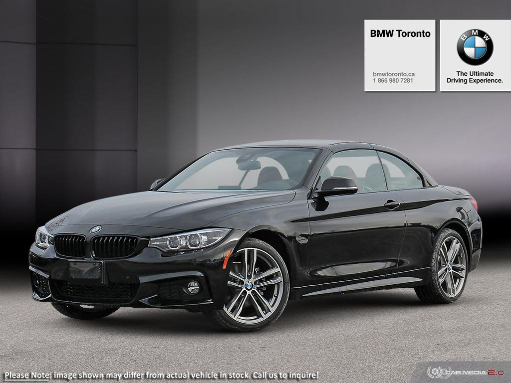 New 2020 BMW 430i xDrive Cabriolet