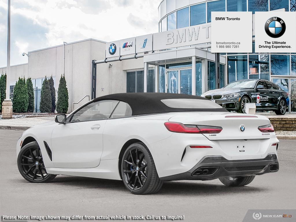 New 2019 BMW M850i xDrive Cabriolet