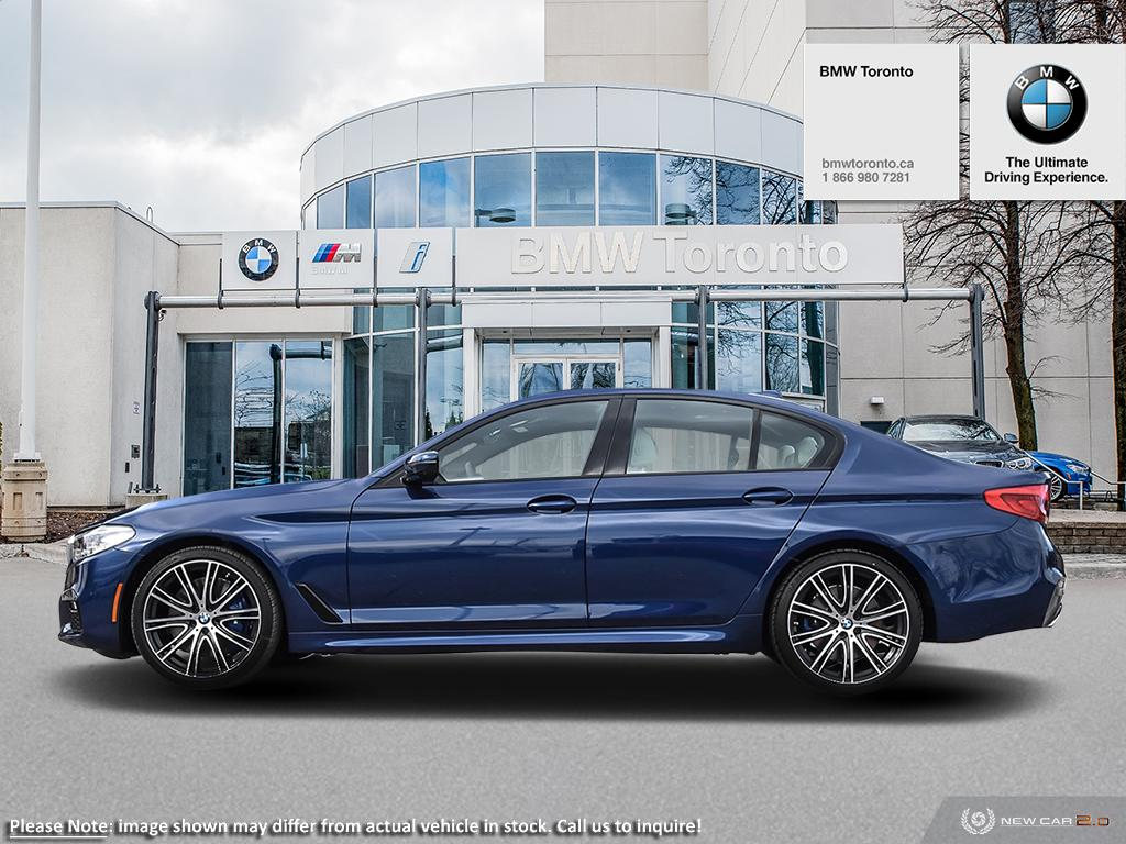 New 2019 BMW 540i xDrive Sedan