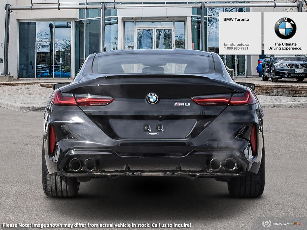 New 2020 BMW M8 Cabriolet Competition