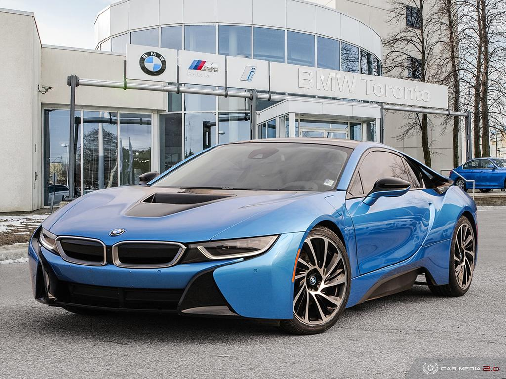 Pre-Owned 2016 BMWi i8