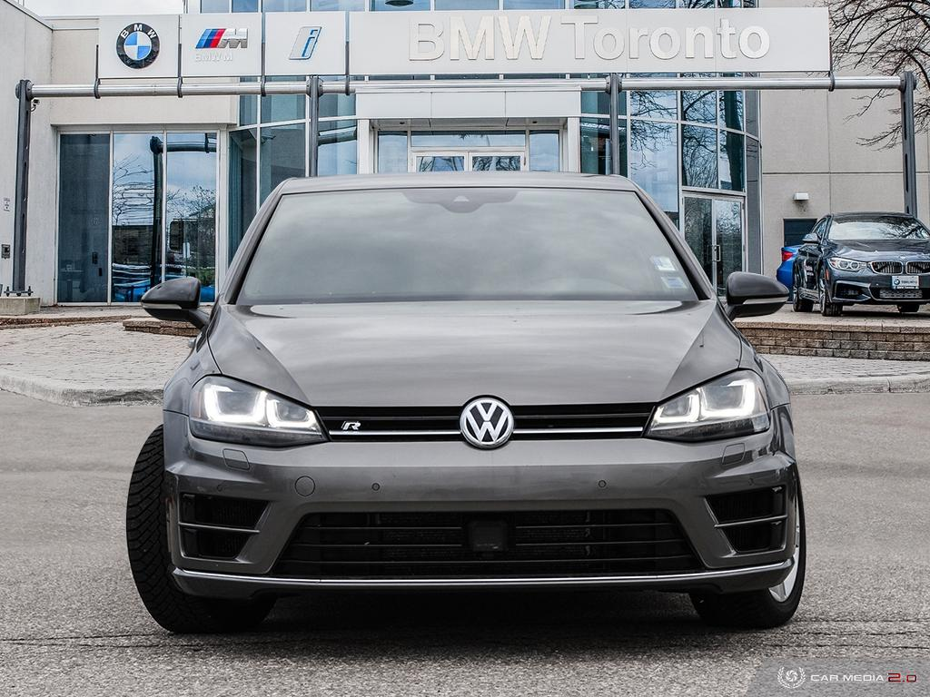 Pre-Owned 2017 Volkswagen Golf R 5-Dr 2.0T 4MOTION at DSG