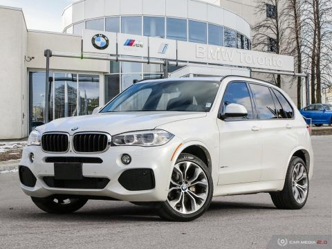 Pre-Owned 2014 BMW X5 xDrive35d M Sport Line