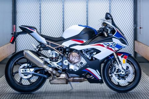 New 2020 BMW Motorcycle S1000RR