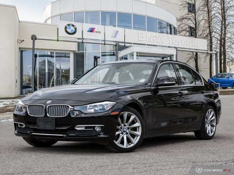 Pre-Owned 2014 BMW 320i xDrive Sedan Modern Line