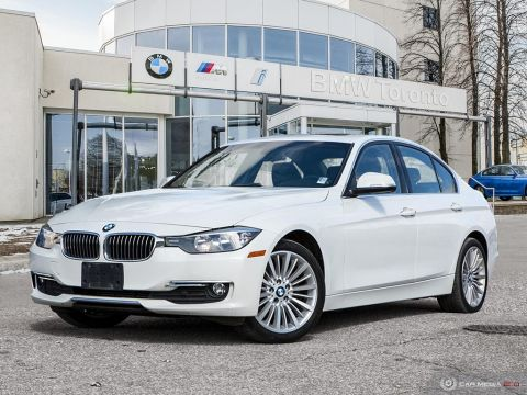 Pre-Owned 2015 BMW 320i xDrive Sedan (3C37)