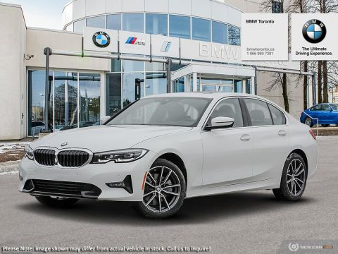 Demo 2020 BMW 330i xDrive Sedan