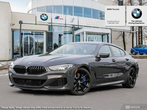 New 2020 BMW M850i xDrive Coupe