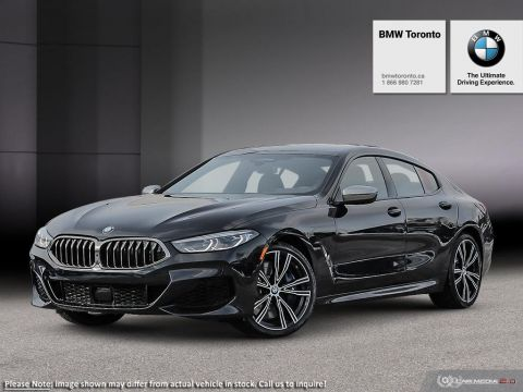 New 2020 BMW M850i xDrive Gran Coupe